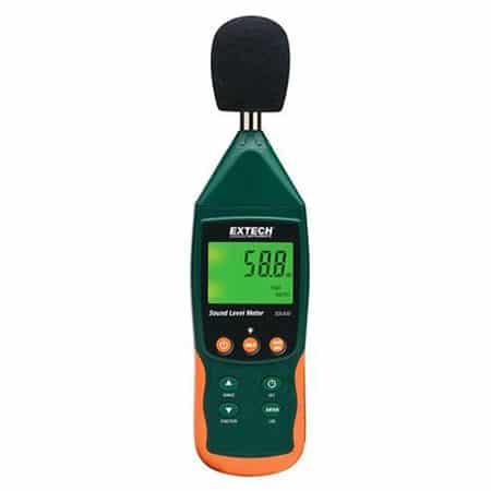 Máy đo độ ồn Extech SDL600 (datalogger)