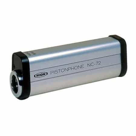 Pistonphone RION NC-72A (IEC 60942:2003, Class LS/C, 1/C)