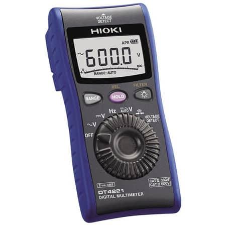 Đồng hồ vạn năng Hioki DT4221