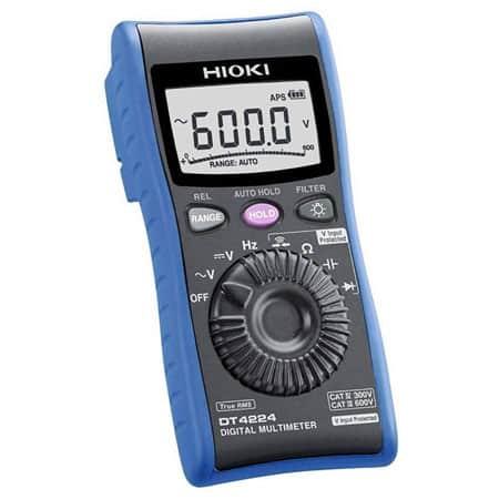 Đồng hồ vạn năng Hioki DT4224