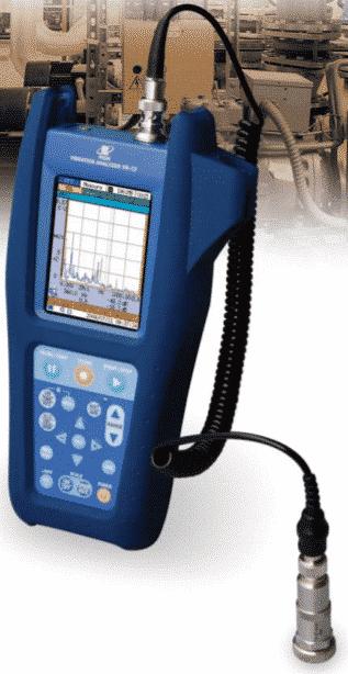 Máy đo độ rung RION VA-12 Vibration Analyzer
