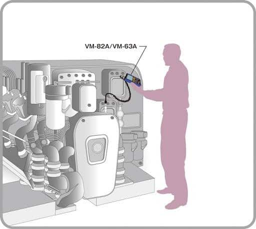RION VM-82A General-Purpose Vibration Meter 3