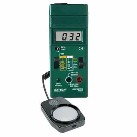 Máy đo cường độ ánh sáng Extech 401025 (50000 Lux)
