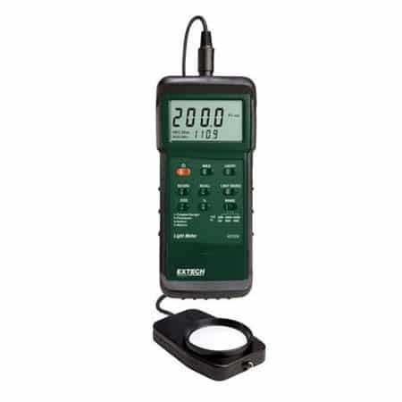 Máy đo cường độ ánh sáng Extech 407026, 0-50000 LUX