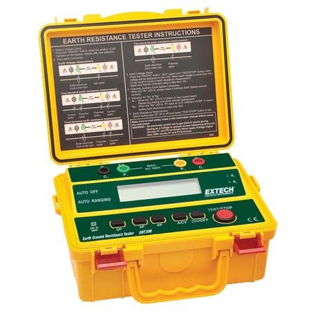 Máy đo điện trở đất Extech GRT300