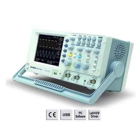 Máy hiện sóng kỹ thuật số GW Instek GDS-1052-U
