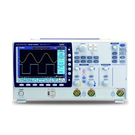 Máy hiện sóng kỹ thuật số GW Instek GDS-3152