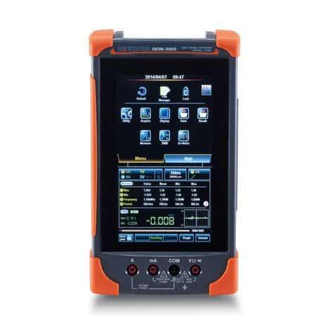 Máy hiện sóng kỹ thuật số GW Instek GDS-320