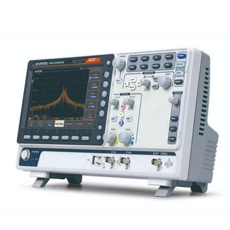 Máy hiện sóng kỹ thuật số GW Instek MDO-2102AG