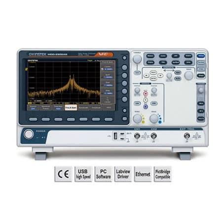 Máy hiện sóng kỹ thuật số GW Instek MDO-2302AG