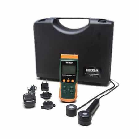 Thiết bị đo bức xạ ánh sáng đèn UV Extech SDL470 (20mW / cm2, ghi dữ liệu)
