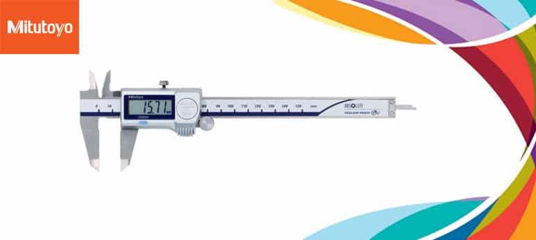 Thước cặp điện tử chống nước IP67 Mitutoyo 500-703-20 (0-200mm/0.01mm)